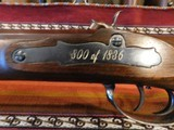 1836 Alamo Commemrative 50 Caliber Percussion Rifle - 15 of 24