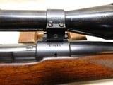 Winchester pre-64 Pre-War M70 Standard,270 Win., - 5 of 20