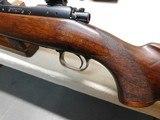 Winchester pre-64 Pre-War M70 Standard,270 Win., - 14 of 20