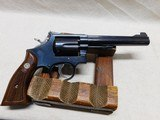Smith & Wesson Model 15-6 Combat Masterpiece,38Spl - 8 of 18