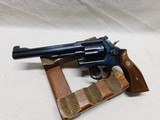 Smith & Wesson Model 15-6 Combat Masterpiece,38Spl - 5 of 18