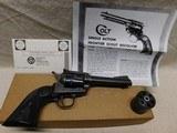 Colt New Frontier Combo,22LR\22 Magnum