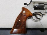 Smith & Wesson Model 27-2 Nickel ,357 Magnum! - 18 of 20