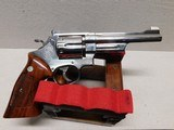 Smith & Wesson Model 27-2 Nickel ,357 Magnum! - 8 of 20