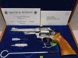 Smith & Wesson Model 27-2 Nickel ,357 Magnum! - 19 of 20