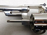 Smith & Wesson Model 27-2 Nickel ,357 Magnum! - 13 of 20