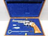 Smith & Wesson Model 27-2 ,357 Magnum!