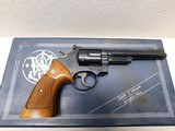 Smith &Wesson Model 53-2,22 Jet with 6 22LR Inserts