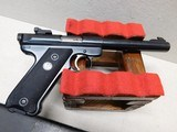 Ruger MKII Government Target Model,22LR - 11 of 18