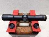 leupold m8 extended er scope 4x
