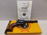 Ruger Three Screw Blackhawk,357 Magnum