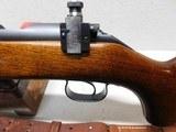 Winchester 52B Standard Target Rifle,22LR - 18 of 25
