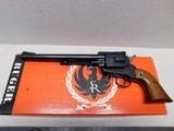 Ruger Hawkeye,Single Shot Pistol,256 Win. Mag.