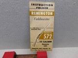 Remington Fieldmaster 572 Pump Rifle,22LR - 6 of 19