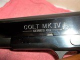 Colt 1911 Government MKIV series 80 - 5 of 8