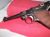 1911 German Erfurt Luger - 5 of 6