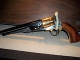 Colt 1860 Army Gold Cavalry Signature w/Accessories