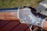 C Sharps Arms Co. 1885 High Wall. 38-55 Caliber - 1 of 14