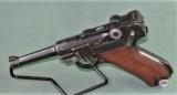 DMW Luger P-08