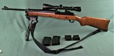 Ruger Mini 14 with extras 223 cal