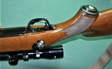 Ruger M77 30-06 bolt action with scope - 9 of 14