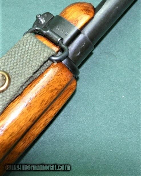 Rock-Ola M1 carbine with mag & bayonet