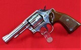 Smith & Wesson revolver - Model 13-2Nickle 357 mag