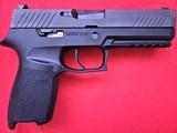 Sig Sauer P320 FSin 40cal - 3 of 12
