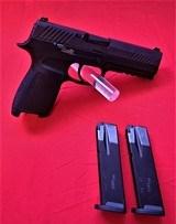 Sig Sauer P320 FSin 40cal - 2 of 12