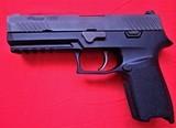 Sig Sauer P320 FSin 40cal - 4 of 12