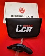 Ruger LCR Revolver 38 Spl +P Crimson Trace Laser - 1 of 12