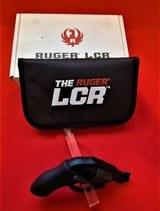 Ruger LCR Revolver 38 Spl +P Crimson Trace Laser - 2 of 12