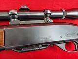 Remington 742 semi auto 308 with scope - 4 of 15