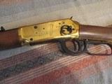 Winchester Golden Spike model 94 30-30 cal 1969 - 10 of 15