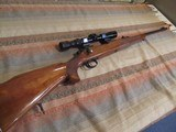 Remington 700 bolt action 30-06 and 3x9 scope