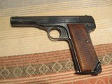 Browning FN 1922 Nazi marked 7.65 cal
