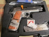 Sig Sauer STX 2 Tone SS Custom Shop .45 cal pistol