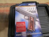 Sig Sauer 1911 .45 ACP Scorpion 5 inch barrel with a rail - 3 of 4