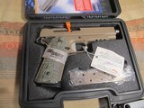 Sig Sauer 1911 .45 ACP Scorpion 5 inch barrel with a rail - 2 of 4