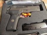 Sig Sauer model 226 9mm LEGION pistol
