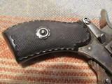 Belgian Folding trigger Pocket Revolver, C+R - 7 of 13