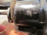 Belgian Folding trigger Pocket Revolver, C+R - 8 of 13