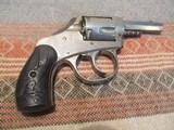Iver Johnson American Bull Dog Revolver - 2 of 9