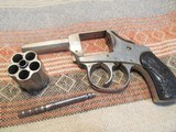Iver Johnson American Bull Dog Revolver - 5 of 9