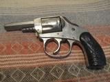 Iver Johnson American Bull Dog Revolver