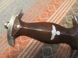 SA 1941 RZM German Dagger and Scabbard with Hanger - 2 of 15