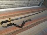 WW1 Dress Sword with portepee