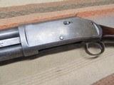 Winchester model 1897 12 ga non take-down 1912 - 8 of 15