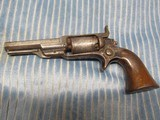 Colt 1855 side hammer revolver