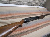 Winchester model 25 pump shotgun near mint condition - 1 of 15